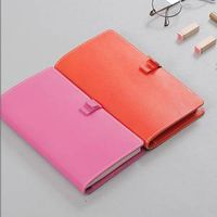 Recycle Leather Cover B6 Note Book