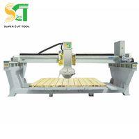 Mono-block bridge cutting saw machine for granite and marble slab cutting thumbnail image