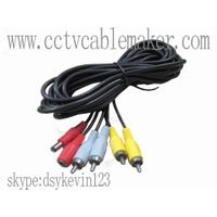 CCTV Audio Video Power Cable,CCTV CABLE