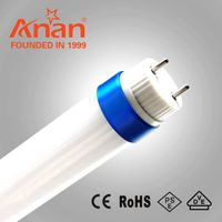 Hot sale led tubes 330 degree t8 smd 2835 PC+Al 2ft 9w