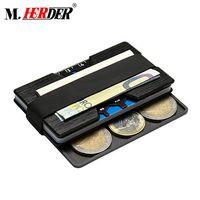 Credit Card Case Aluminum Coin Case Business Card Metal wallet
