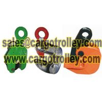 Metal lifting clamps manual instruction