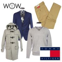 """Wholesale """"TOMMY HILFIGER"""" clothes for women and men"""