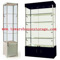 glass display cabinet/jewelry display cabinets for sale thumbnail image