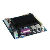 Mini-ITX Motherboards with Intel Atom Process Double Core 2.13GHz DDR3 and HD Audio