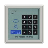 M3 Standalone Card Reader Touch Keypad RFID Door Access Control thumbnail image