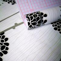 Wholesale custom self adhesive contact paper rolls pvc vinyl decorative film