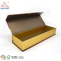OEM Promotes Customized Cheap Packaging Box for Wine and Tea Gifts thumbnail image