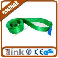 Endless Webbing Sling for Lifting Steel Tubes