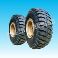 spongy solid tire 1350380 for military cannon truck thumbnail image