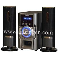 AILIANG -2.1 Subwoofer Speaker (USBFM1006C/2.1) thumbnail image