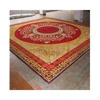 pure handmade glue-back carpet thumbnail image