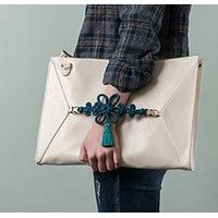 Bag with knot handicraft ornament thumbnail image