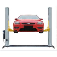 3.5T movable two post lift