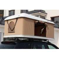 Camping car outdoor hard shell roof top tent hard Shell Roof Top Tent thumbnail image