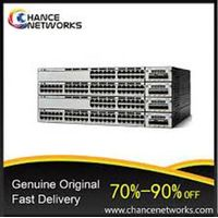 New Original CISCO CATALYST 3850 series WS-C3850-48P-L