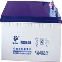 12v 150ah solar storage gel/lead-acid battery for street light thumbnail image