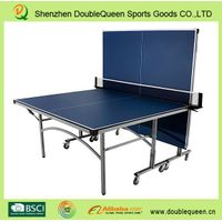 Strong legs movable table tennis racket type