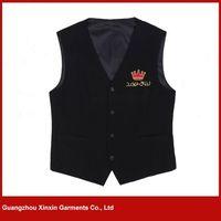 Fashion New Style Mens formal Waistcoat Vest for waiter