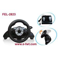 FEL-2823 3-in-1 Wireless Racing Wheel PS3/PS2/USB