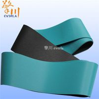 German imports of high-speed planar nylon baseband printed elastic drive belt