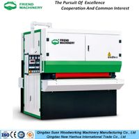 Bottom sanding woodworking machinery