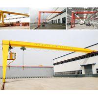 Semi single girder gantry crane