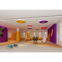GRG colorful ceiling board