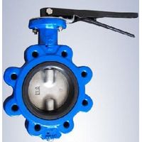 Iron butterfly valve price,wafer type per ANSI,BS,DIN and JIS
