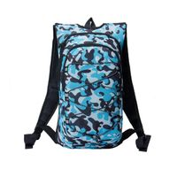 camouflage water bag hydration backpack