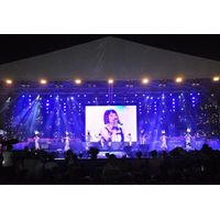 stage SMD P7 indoor led rental display lager video screen