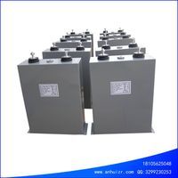 Pulse capacitor High voltage metallized film capacitor