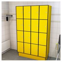 compact laminate waterproof hpl gym club locker