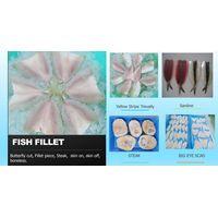 FROZEN FISH FILLET - BASEAFOOD thumbnail image