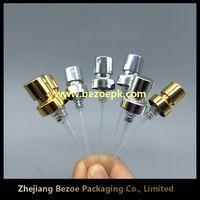good quality spray pump for crimp neck perfume bottle