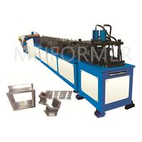 VCD Damper Frame Roll Forming Machine