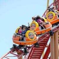 Dinosaur Roller Coaster Ride HFGS10---Hotfun Amusement rides