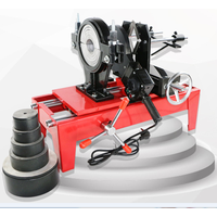 63-160mm size ppr pp pe welding machine