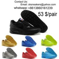Wholesale Air Max 90 Running Shoes Men Women Max-90 Basketball Shoes Max90 Sneakers Free Shipping