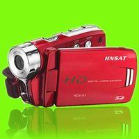 "3.0"" HD camera with 5.0MP CMOS sensor"