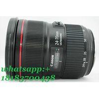 Canon EF 24-70mm F2.8L USM Lente-Negro II
