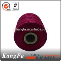 High quality waxed thread for handicraft works
