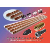 Ground rod( Copper eletroplating 0.254mm thinkness)