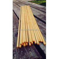 Pine arrow shafts