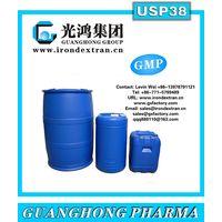 Iron dextran 20% injection USP38