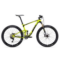 Giant Anthem Advanced 27.5 1 Mountain Bike 2016 - Full Suspension MTB