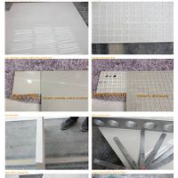 soluble salt polished porclain tiles nano