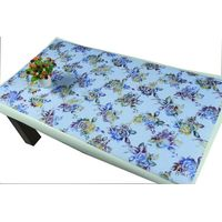 HAIBASI 2015 NEW STYLE PVC TABLECLOTH,MENTAL FABRIC