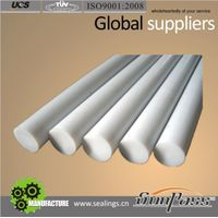 Tenglong Insulation Material Teflon Rod PTFE Molded Rod