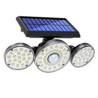 PIR motion sensor Solar Wall Light W523P